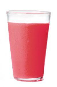 Стакан виноградного сока