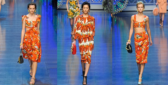 Модная одежда Dolce & Gabbana