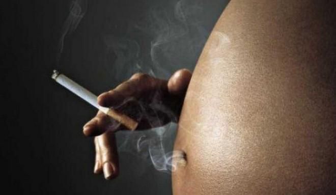 К каким последствиям приводит для ребенка приводит курение мамы